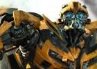 《变形金刚5:最后的骑士》拍摄片段曝出,大黄蜂变身